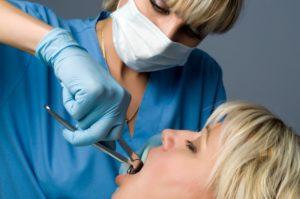 Удаление зуба при беременности