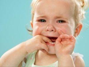 чем лучше лечить стоматит у ребенка в 1 год